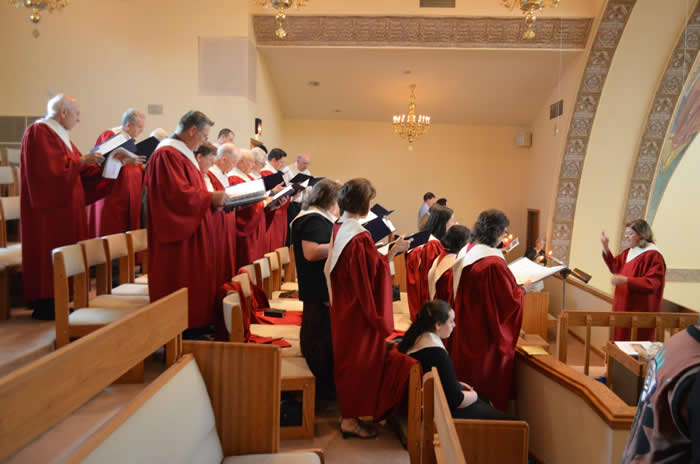 Annunciation Choir