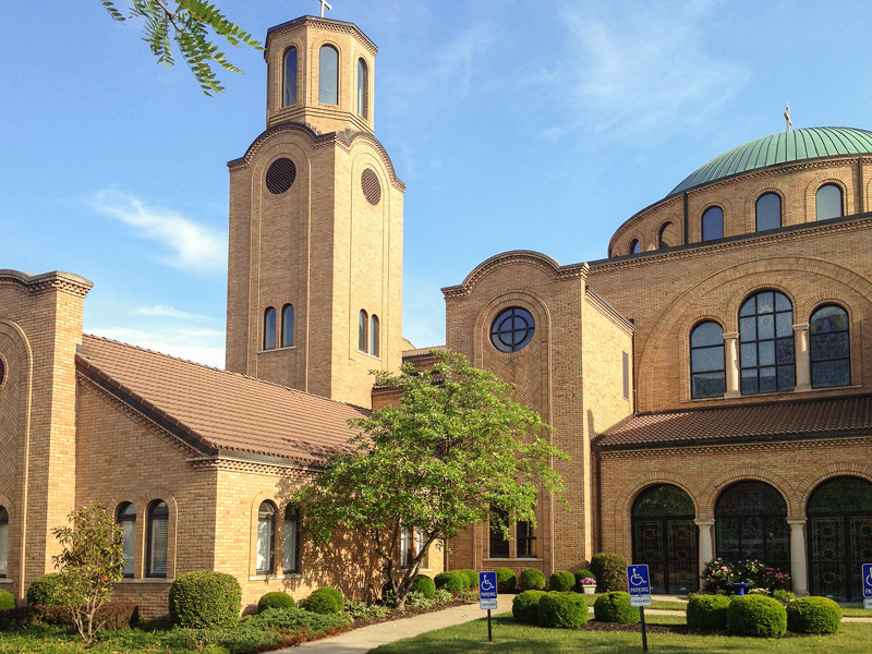 The Annunciation Greek Orthodox Cathedral, Columbus, OH