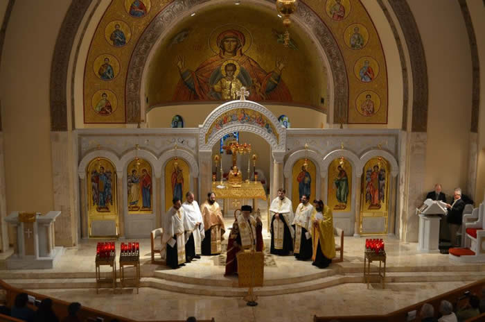 A Holy Unction Service